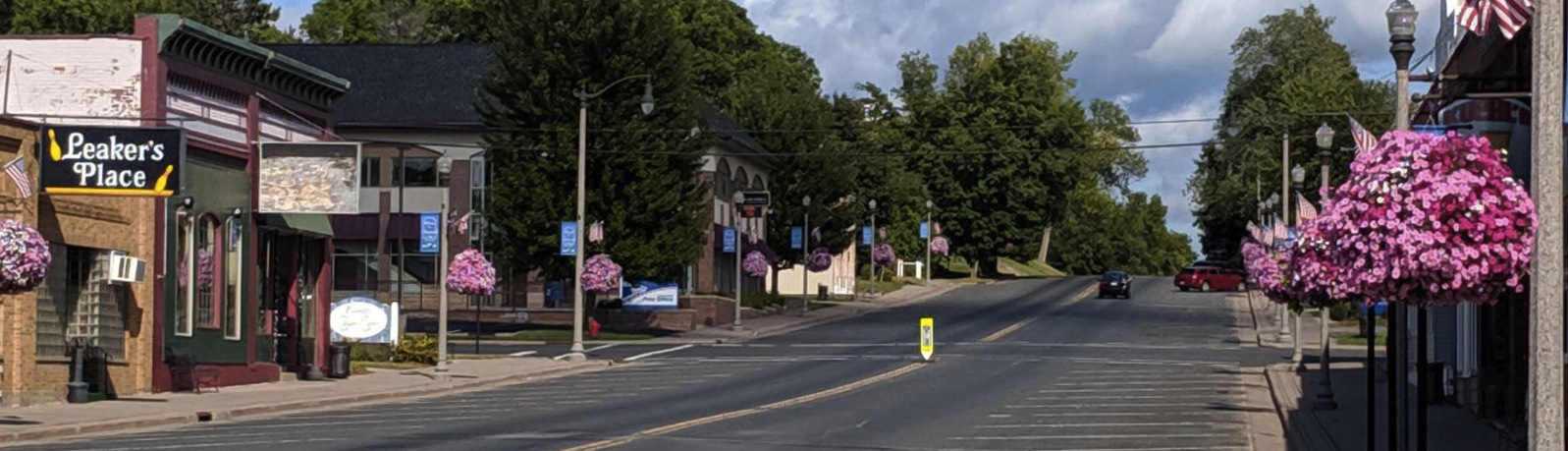 image of Main Street, Glenwood City